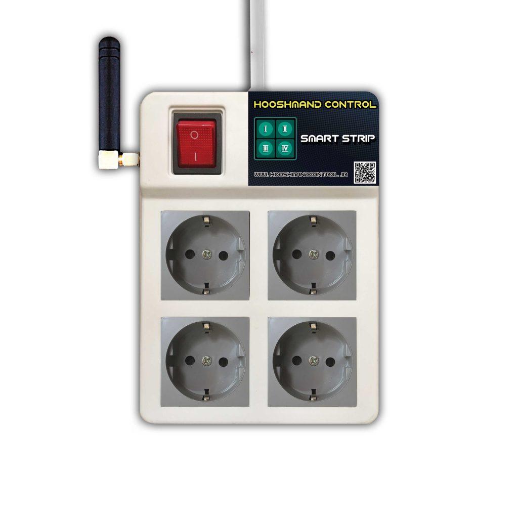 چند راهی برق هوشمند - تجهیزات هوشمند سازی ساختمان - خانه هوشمند - هوشمند سازی منازل