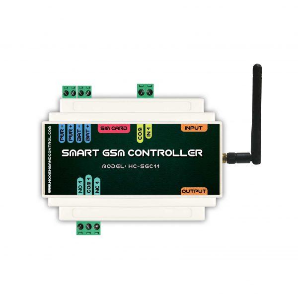 دستگاه-کنترل-از-راه-دور-صنعتی-1-خروجی-1ورودی - تجهیزات هوشمند سازی ساختمان - خانه هوشمند | اس ام اس کنترلر| اس ام اس کنترلر | کنترل پیامکی