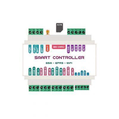 دستگاه اس ام اس کنترلر و اینترنت کنترلر 4 کانال صنعتی | اس ام اس کنترلر 4 کانال | اینترنت کنترلر 4 کانال | کنترل با اس ام اس | ماژول کنترل با اس ام اس | کنترل لوازم برقی با اس ام اس | کنترل رله با پیامک | قیمت اس ام اس کنترلر | کنترل با اس ام اس | کنترل با sms |sms controller | کنترلر وای فای | دستگاه اس ام اس کنترلر | sms کنترلر | کنترل از راه دور با اس ام اس